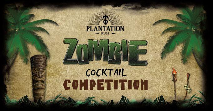 Plantation Zombie Cocktail Competition image 1