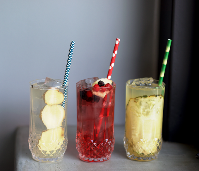 Ιδέες για long drink με ελληνικά αποστάγματα image 1