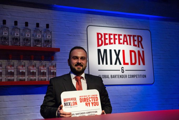 Τα cocktail και ο Έλληνας νικητής του Beefeater MIXLDN 2016 image 1
