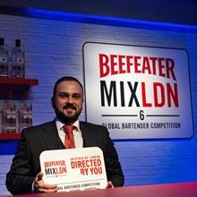 Τα cocktail και ο Έλληνας νικητής του Beefeater MIXLDN 2016 image