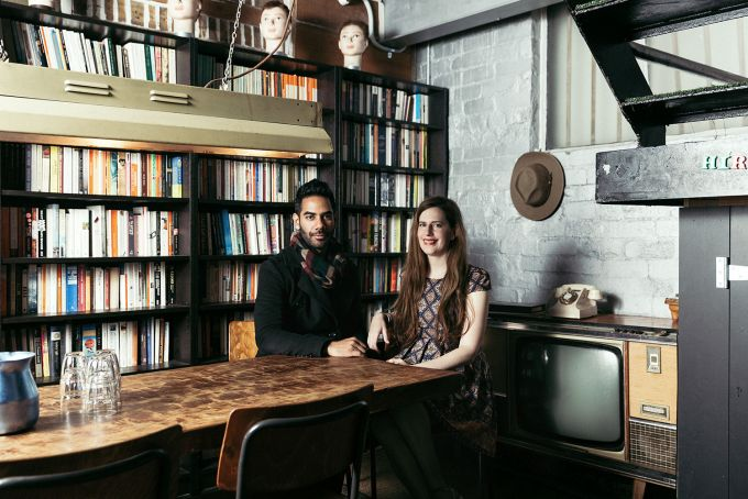 Theresa Winters και Rukmal De Silva: The Plus Ones image 1