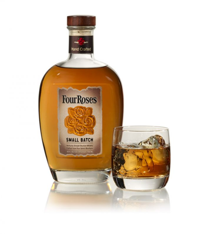 To Four Roses Small Batch image 1