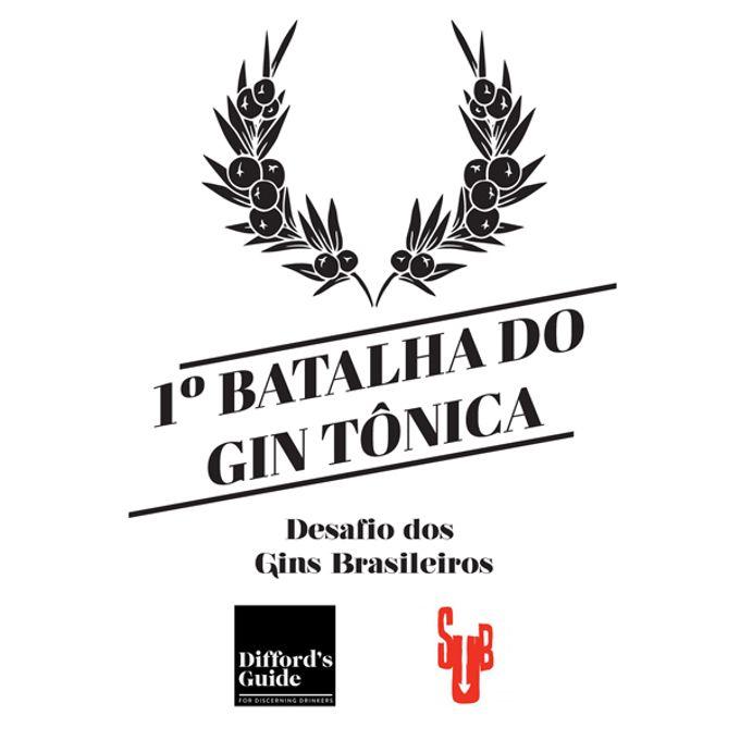 1a. Batalha do Gin Tônica: desafio dos gins brasileiros image 1
