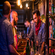 Dutch bar world agenda: September 2017.
