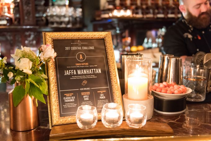 The Woodford Reserve Cocktail Challenge 2017 image 2