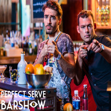 Perfect Serve Barshow Amsterdam 2018 image
