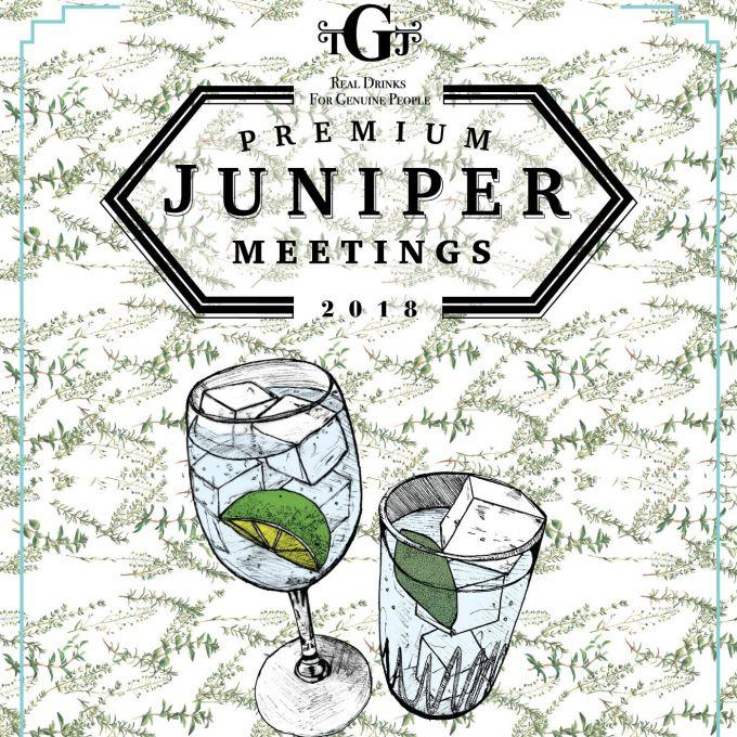 Premium Juniper Meetings από το The Gin Joint image 1