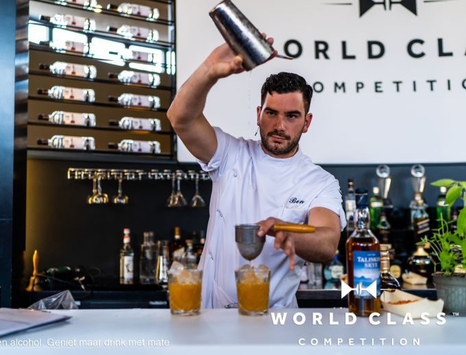 Ben  Lobos - Dutch World Class Winner 2018 image 1