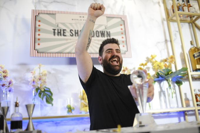 World Class Bartender of the Year 2018 image 1