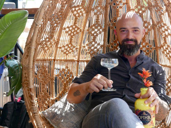 Salvo's winning Opihr World Adventure cocktail image 1
