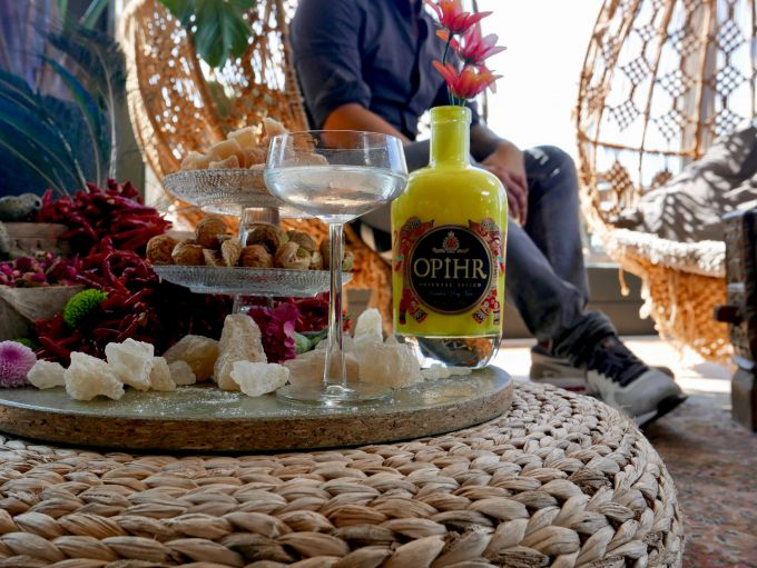 Salvo's winning Opihr World Adventure cocktail image 2