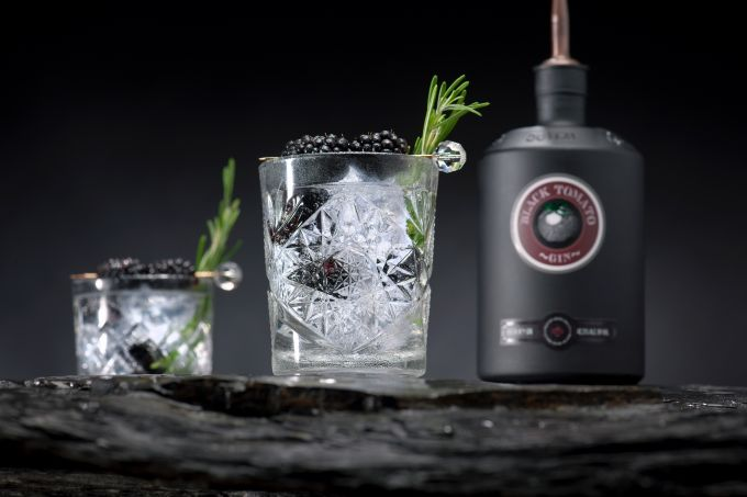 Black Tomato Gin Launches in US image 1