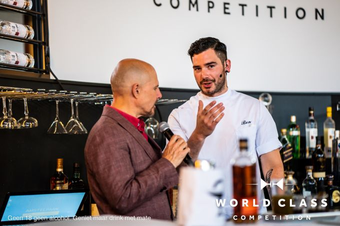 Ben Lobos on preparing for World Class 2018 image 1