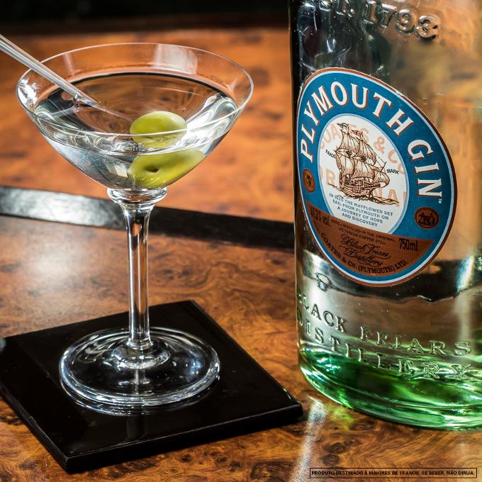 Plymouth e Dry Martini: mais de 150 anos de história image 1