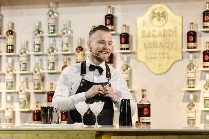 BACARDÍ Legacy 2019 | The Netherlands Top Ocho image 2