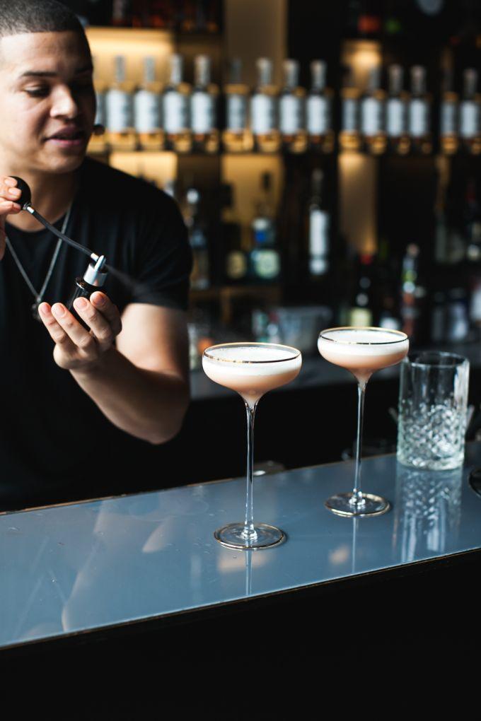 Allan Brown's  award winning drink image 1