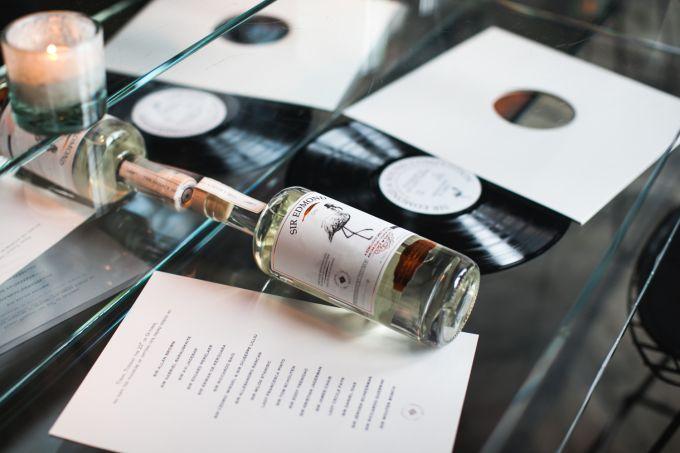 Allan Brown's  award winning drink image 2