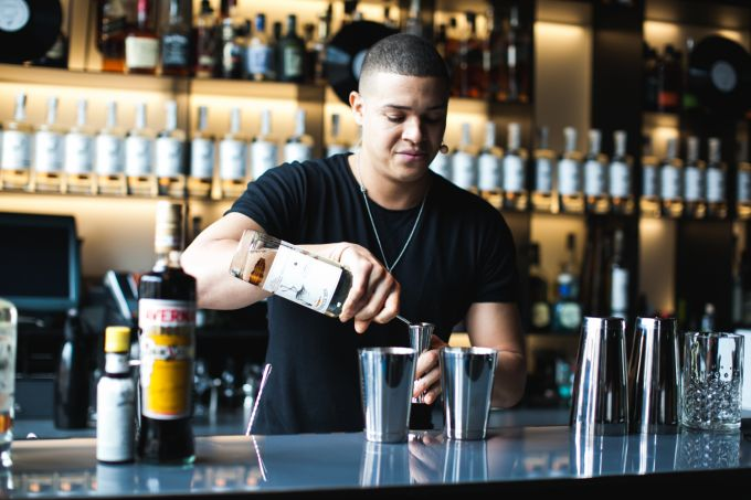 Allan Brown's  award winning drink image 4