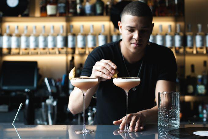 Allan Brown's  award winning drink image 6