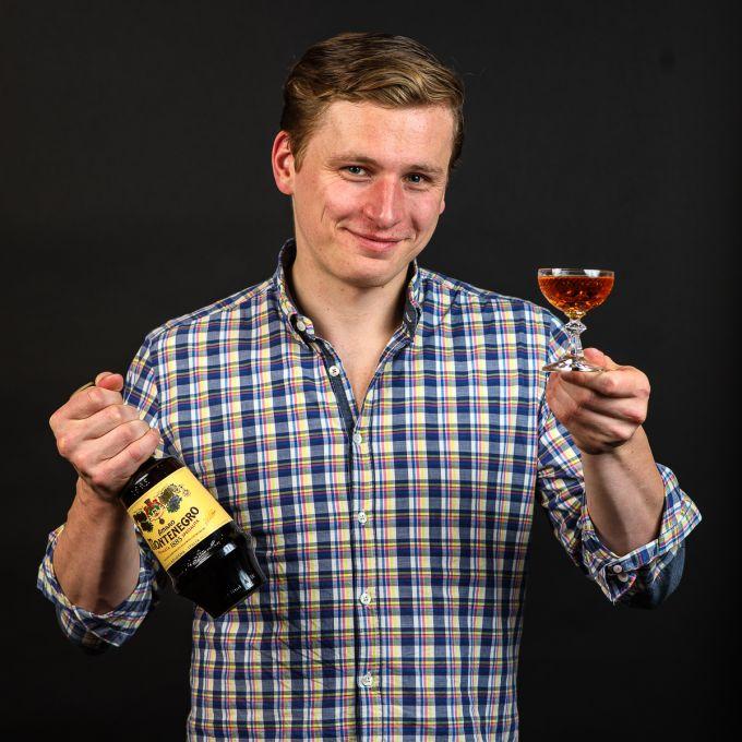 Lucas Sedlmaier's winning Amaro Montenegro cocktail image 1