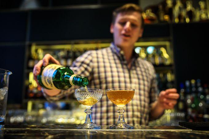Lucas Sedlmaier's winning Amaro Montenegro cocktail image 2