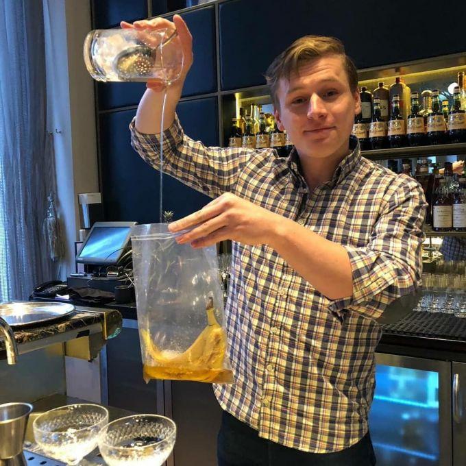 Lucas Sedlmaier's winning Amaro Montenegro cocktail image 3