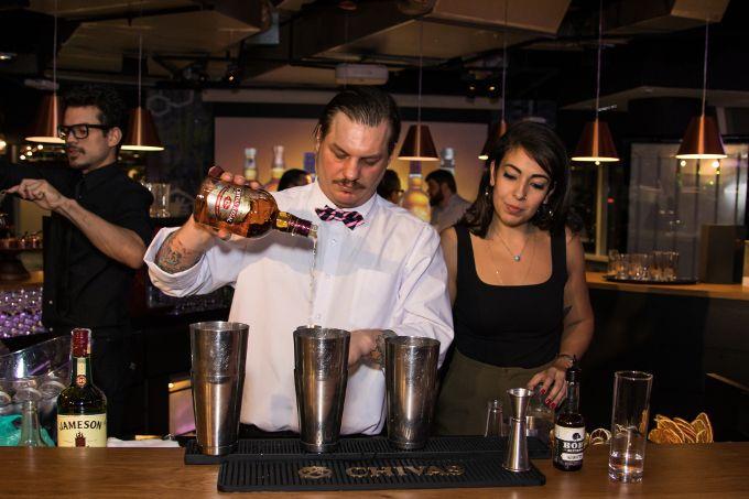 Discerning Drinkers Club edição Chivas image 1