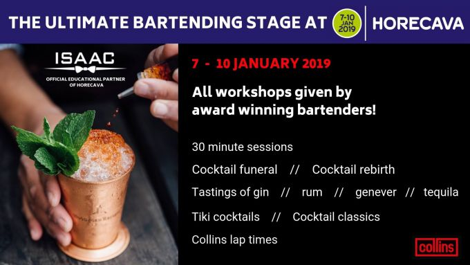 Dutch Bar World Agenda: January 2019 image 24