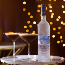 Rota Bacardi dos 3 ingredientes - Espresso Martini