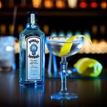 Rota Bacardi dos 3 ingredientes - Dry Martini