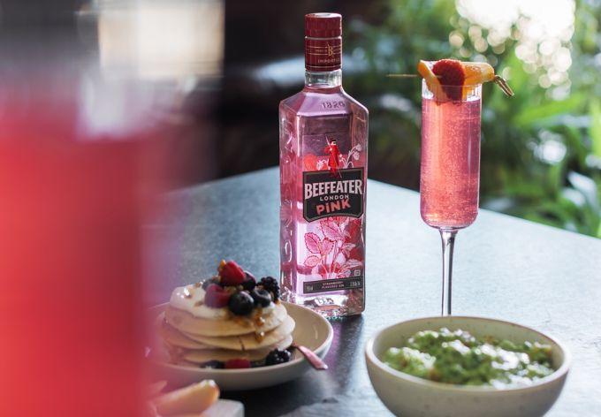 Συνταγές για τον Άγιο Βαλεντίνο με Beefeater Pink Gin image 1