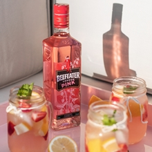 Συνταγές για τον Άγιο Βαλεντίνο με Beefeater Pink Gin