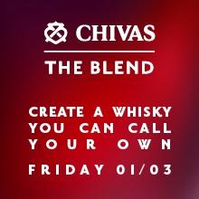 Chivas The Blend & Colin Scott: Έρχονται στην Ελλάδα!