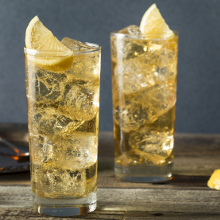 Rota Bacardi dos 3 ingredientes - Scotch Highball