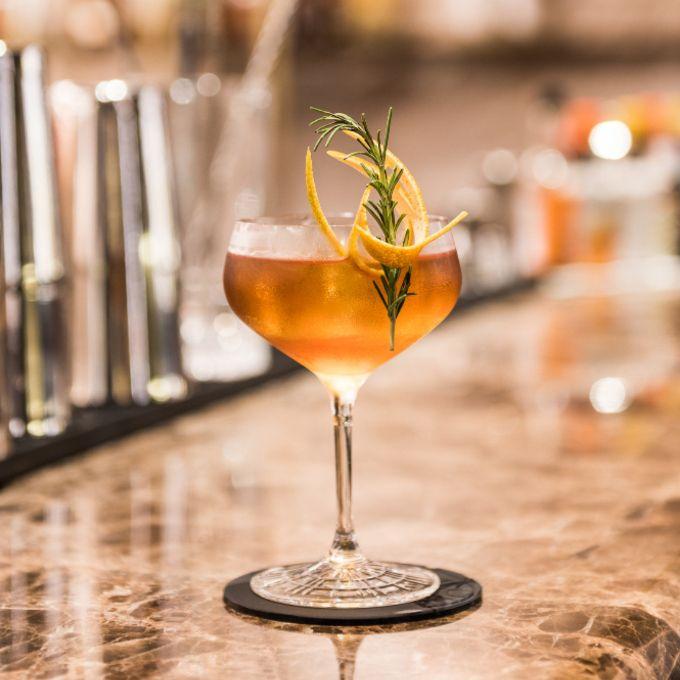 5 bares de hotel para beber bons coquetéis em SP image 1