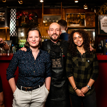 Bacardi Legacy Dutch National Finals 2019