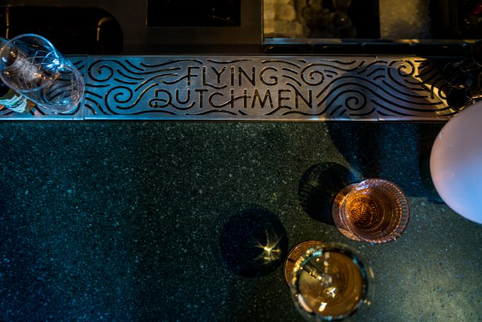 The Road to Legacy: Flying Dutchmen Cocktails image 1