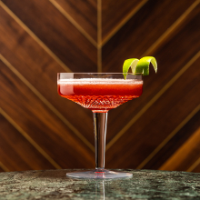 The Road to Legacy: Flying Dutchmen Cocktails