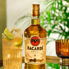 Rota Bacardí dos 3 ingredientes - Bacardí 4 Highball