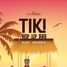 The Clumsies Tiki Pop Up Bar image
