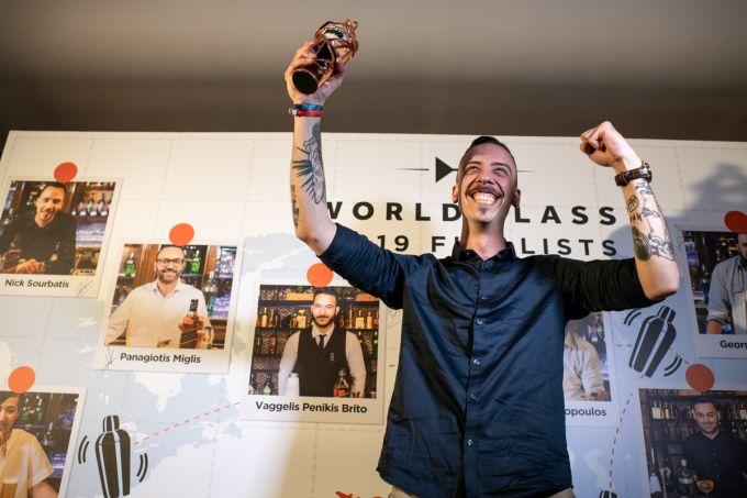 Ο Νίκος Σουρμπάτης νικητής του Greek World Class 2019 image 1
