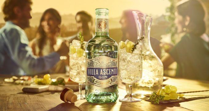 Villa Ascenti: Νέο premium gin από την Ιταλία image 1