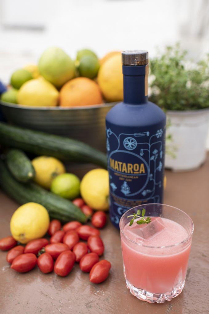 15 συνταγές με ελληνικό gin Mataroa image 1