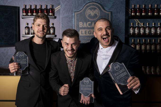 To Bacardi Legacy και οι 3 πιο υποσχόμενοι bartender image 1