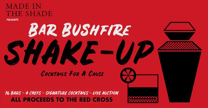 Bar Bushfire Shake-Up image 1