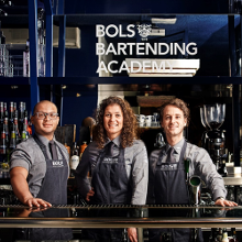 Bols Bartending Academy partners with SVH image