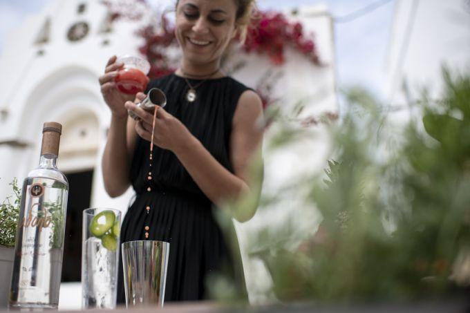 28 cocktail με ούζο image 1