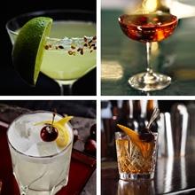 10 απλά  cocktail που μπορούμε να  φτιάξουμε στο σπίτι image