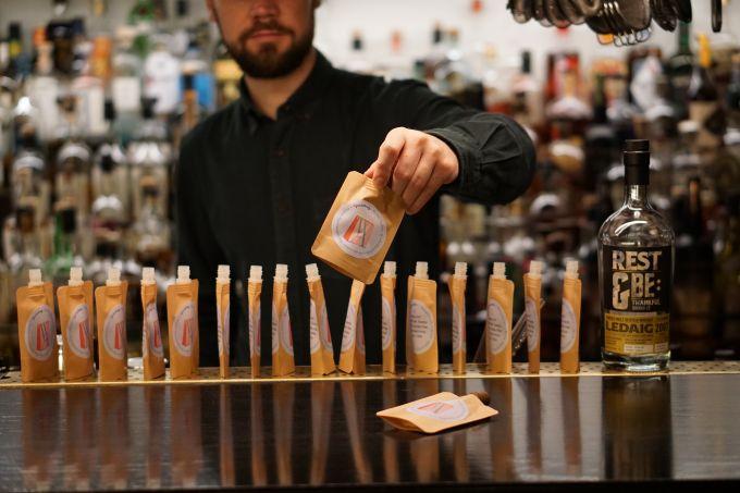 Whisky + Alement Are Delivering Dram Flights image 1