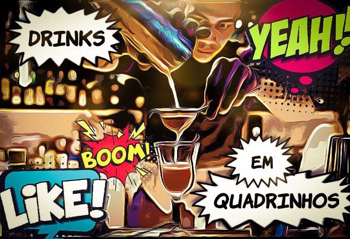 Drinks em Quadrinhos - Caipirinha image 1